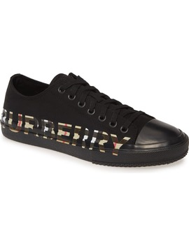 Larkhall Graphic Logo Sneaker by Burberry