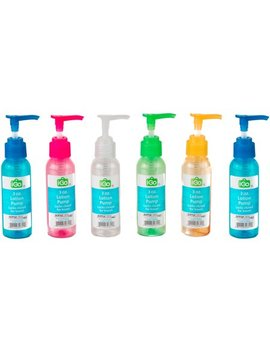 I Go Travel 3 Oz. Lotion Pump Bottles, 6 Count by I Go