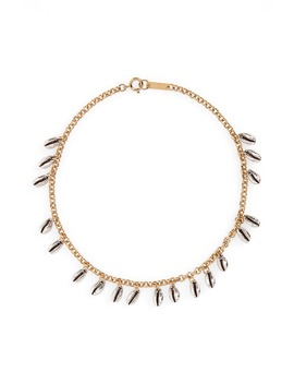 Amer Shell Collar Necklace by Isabel Marant