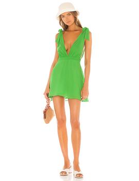 Dress 75 In Green by Lpa