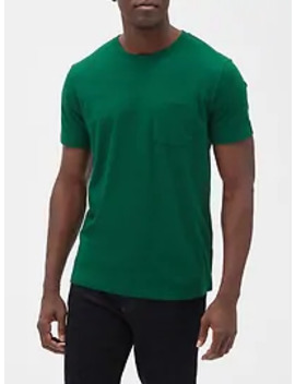 Everyday Short Sleeve Pocket T Shirt by Gap