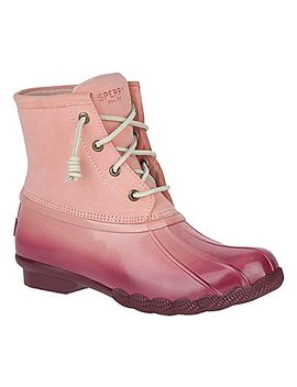 Women's Saltwater Ombre Duck Boot by Sperry