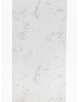 John Lewis & Partners Marble Wallpaper, Pink by John Lewis & Partners