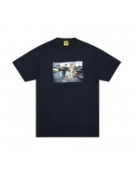 Iggy Mosaic Man T Shirt (Black) by Dover Street Market