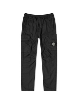 Stone Island Reflective Weave Cargo Pant by Stone Island