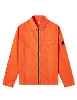 C.P. Company Arm Lens Zip Overshirt by C.P. Company