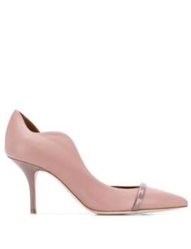 Scalloped Edge Pumps by Malone Souliers