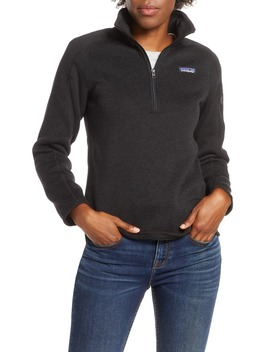 Better Sweater Quarter Zip Performance Jacket by Patagonia