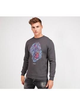 Rage Sweatshirt | Asphalt Grey by Alessandro Zavetti