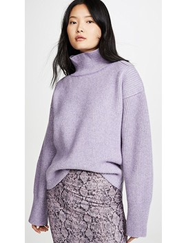 Ribbed Pullover by Maison Kitsune