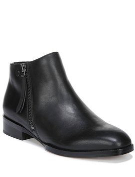 Carter Leather Booties by 27 Edit