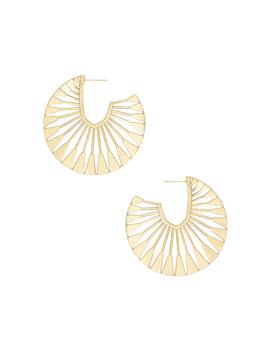 Deanne Hoop Earrings by Kendra Scott