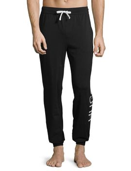 logo-graphic-jogger-pants by boss