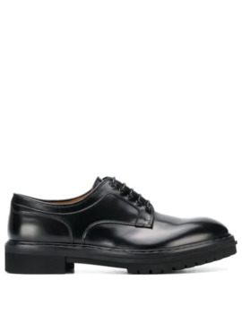 Chunky Derby Shoes by Premiata