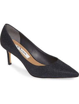 Nina60 Pointy Toe Pump by Nina