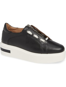 Killian Platform Sneaker by Linea Paolo