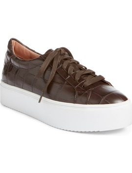 X Atlantic Pacific Jayde Platform Sneaker by Halogen®