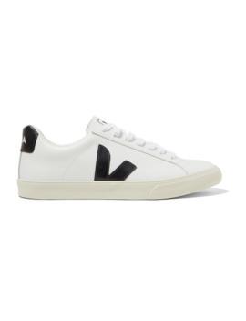 + Net Sustain Esplar Rubber Trimmed Leather Sneakers by Veja
