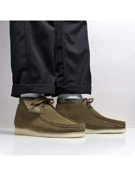 Clarks Originals X Carhartt Wip Wallabee Boot by Urban Industry