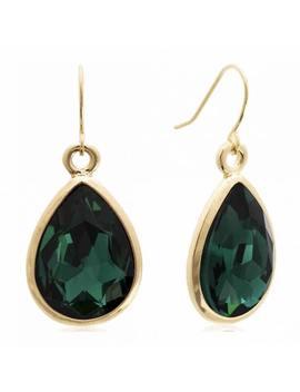 Crystal Earrings by Kate Spade