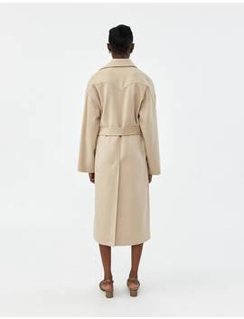Alamo Robe Coat by Nanushka Nanushka
