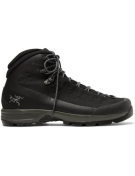 Acrux Tr Gtx Rubber Trimmed Super Fabric Hiking Boots by Arc'teryx