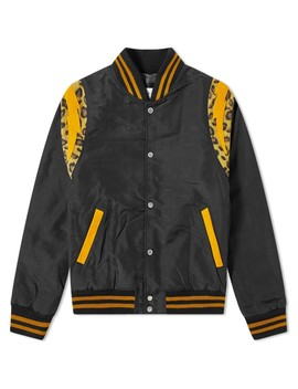 Rhude Varsity Jacket by Rhude
