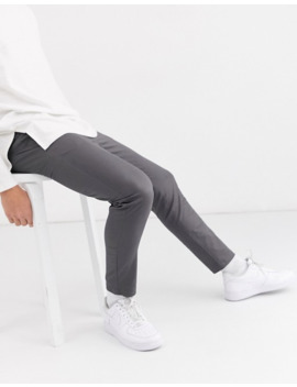 River Island Skinny Chinos In Grey by River Island