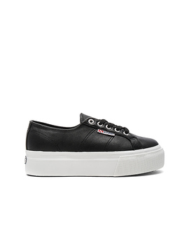 2790 Fglw Sneaker In Black by Superga