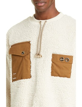 Fabion Polar Sweatshirt by Acne Studios