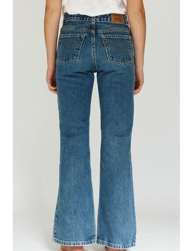 Vintage Levi's Denim Jeans // J278 by Vergegirl