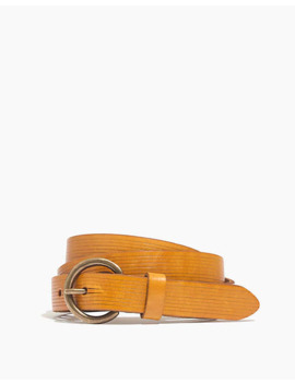Corduroy Suede Belt by Madewell