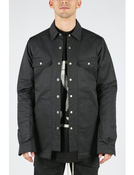 Cargo Outershirt by Rick Owens Drkshdw