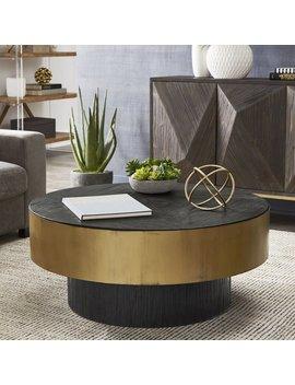 Carol Coffee Table by Modern Rustic Interiors