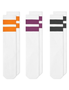 Neighborhood Classic Long Sock   3 Pack by Neighborhood