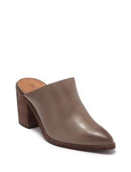 Flynn Leather Mule by Frye