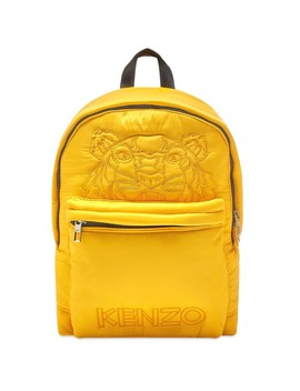 Kenzo Tiger Embroidered Nylon Backpack by Kenzo