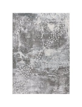 Mefford Gray/White Area Rug by Williston Forge