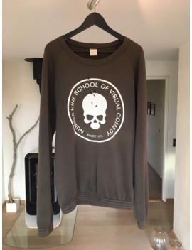 Number Nine School Of Visual Comedy Sweatshirt by Number (N)Ine  ×