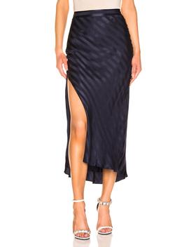 Asymmetrical Skirt by Michelle Mason