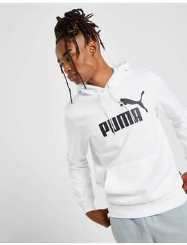 Puma Core Logo Overhead Hoodie by Jd Sports