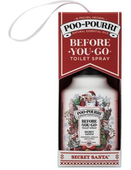 Secret Santa Holiday Gift Set by Poo~Pourri