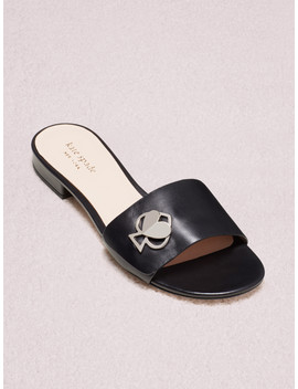 Ferry Slide Sandals by Kate Spade