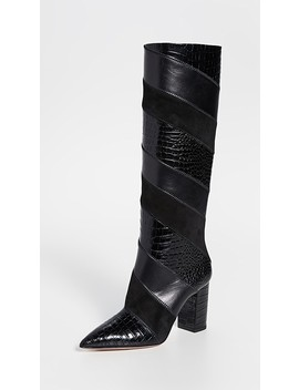 85mm Boetti Boots by Aquazzura