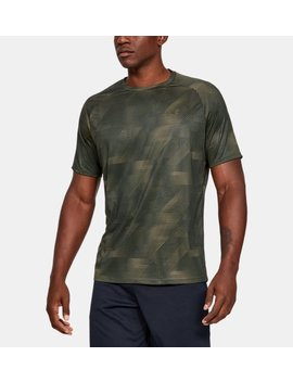 Men's Ua Tech™ 2.0 Printed Short Sleeve by Under Armour
