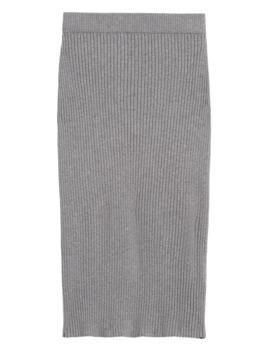 Sweater Pencil Skirt by Banana Repbulic