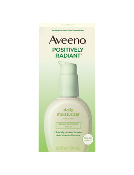 Aveeno Daily Face Moisturizer Spf 15 & Soy Spf 154.0oz by Healthyessentials.Com