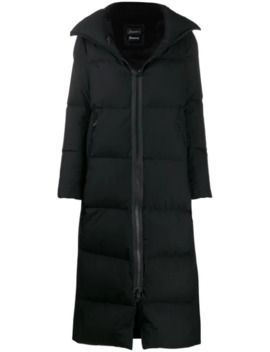 Long Padded Coat by Herno