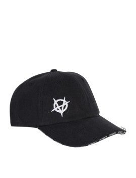 Anarchy Logo Cap by Vetements