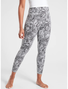 Elation Graffiti Fleur 7/8 Tight by Athleta